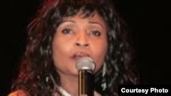 Mwanamuziki wa Congo Mbilia Bel