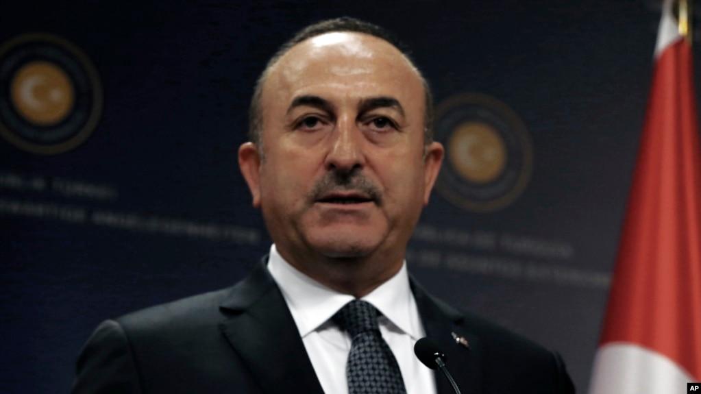 Çavuşoğlu'ndan ABD'ye: 'Gerçek Müttefik Türkiye'nin Yanında Olur'