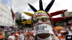 """""""En Venezuela hay dictadura"""", dice un opositor al gobierno de Chávez. La oposición quiere explicar esa idea en la OEA."""