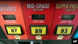 El crudo cayó por debajo de los 40 dólares por barril por primera vez desde agosto.
