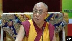 达赖喇嘛资料照