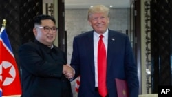 Trump - Kim Summit