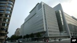 미국 워싱턴 DC의 세계은행 본부 건물. (자료사진)