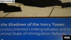 象牙塔陰影下的無證非法移民學生