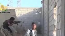تيراندازی بسوی کارشناسان سازمان ملل در دمشق