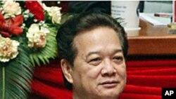 Vietnam's Prime Minister Nguyen Tan Dung