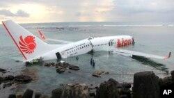 """Avion indonežanske kompanije """"Lajon er"""""""