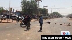 Retour au calme à Niamey, des centaines de manifestants arrêtés