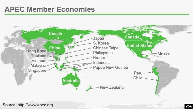 APEC Member Economies