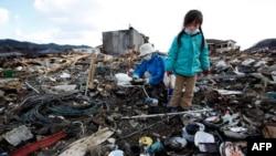 Japonya'da Fukuşima Yakınlarında Bin Ceset Bulundu
