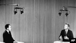 مناظره انتخاباتی میان ریچارد نیکسون و جان کندی، سال ۱۹۶۰