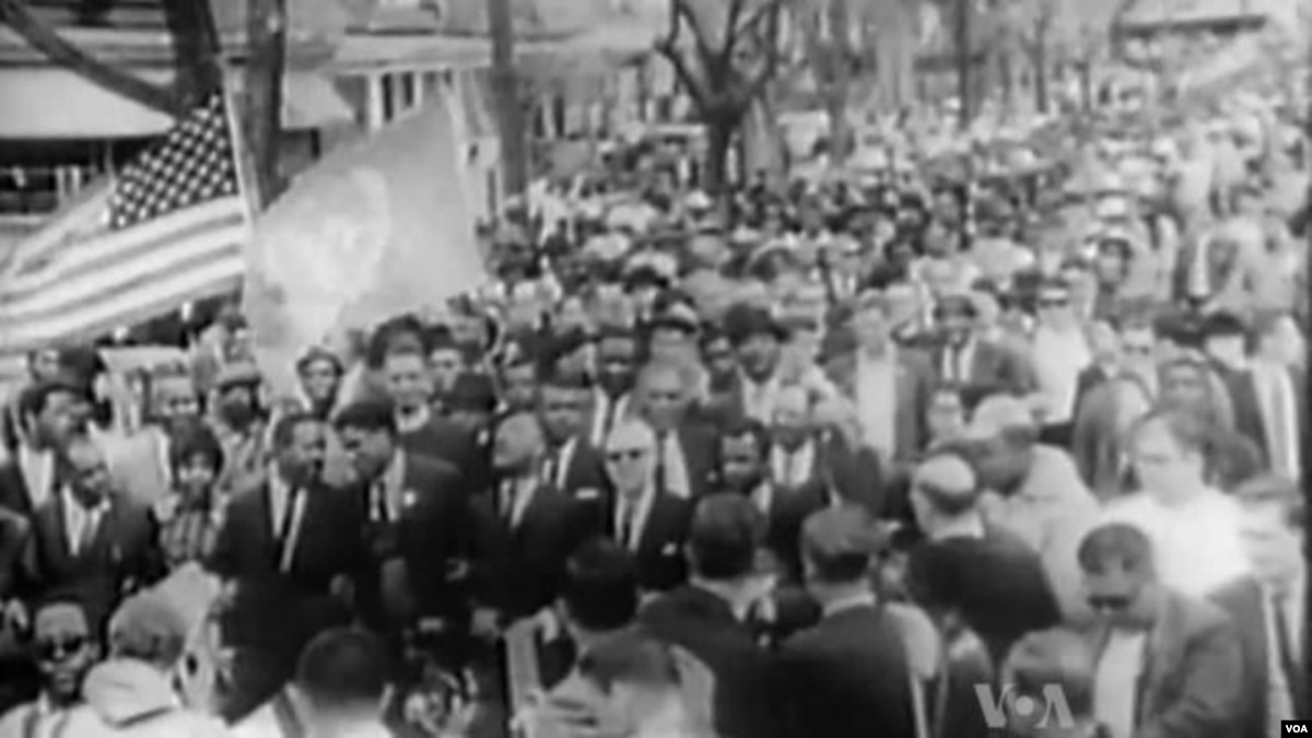 US Civil Rights Movement Benefits From Non-Violent Strategy | 1200 x 675 jpeg 81kB
