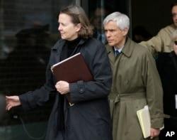 Savunma avukatı Judy Clarke, daha önce birçok suçluyu idam sehpasından kurtarmakla tanınıyor