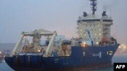 Финляндия отпустила сухогруз с ракетами