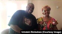 UMnu Wicknell Chivhayo loNkosikazi Grace Mugabe