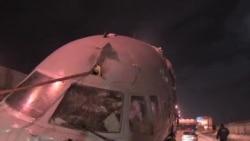 俄羅斯一架客機失事 四機組人員喪生
