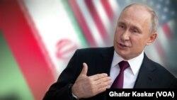 Tổng thống Putin sẽ bàn với Mỹ về Iran