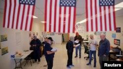 وسط مدتی انتخابات کی تیاری کے لیے نیو میکسیکو میں ڈیموکریٹس کی مہم۔ نومبر 2018