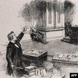 19世纪的filibuster