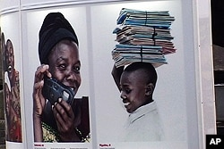 London display of pictures from war-town region of Congo