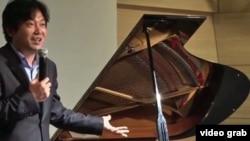 从朝鲜出走的钢琴家金哲雄