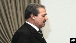 Đại sứ Syria tại Iraq Nawaf Fares