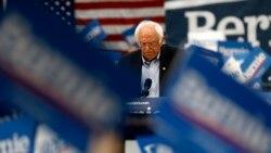 ဒီမုိကရက္ပါတီသမၼတေလာင္း ယွဥ္ၿပိဳင္မႈက Bernie Sanders ႏုတ္ထြက္