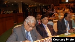 Dr. Mashiur Rahman, Honorable Advisor for Economic Affairs to the Prime Minister of Bangladesh