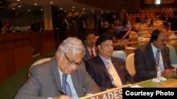 Dr. Mashiur Rahman, Honorable Advisor for Economic Affairs to the Prime Minister of Bangladesh