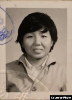 文彦清曾是北京一家国营工厂的女工