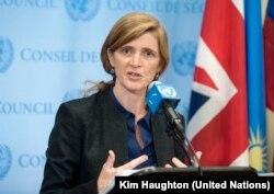 Đại sứ Mỹ tại Liên hiệp quốc Samantha Power kêu gọi tất cả các bên đối nghịch tại Yemem quay trở lại với các cuộc đàm phán hòa bình