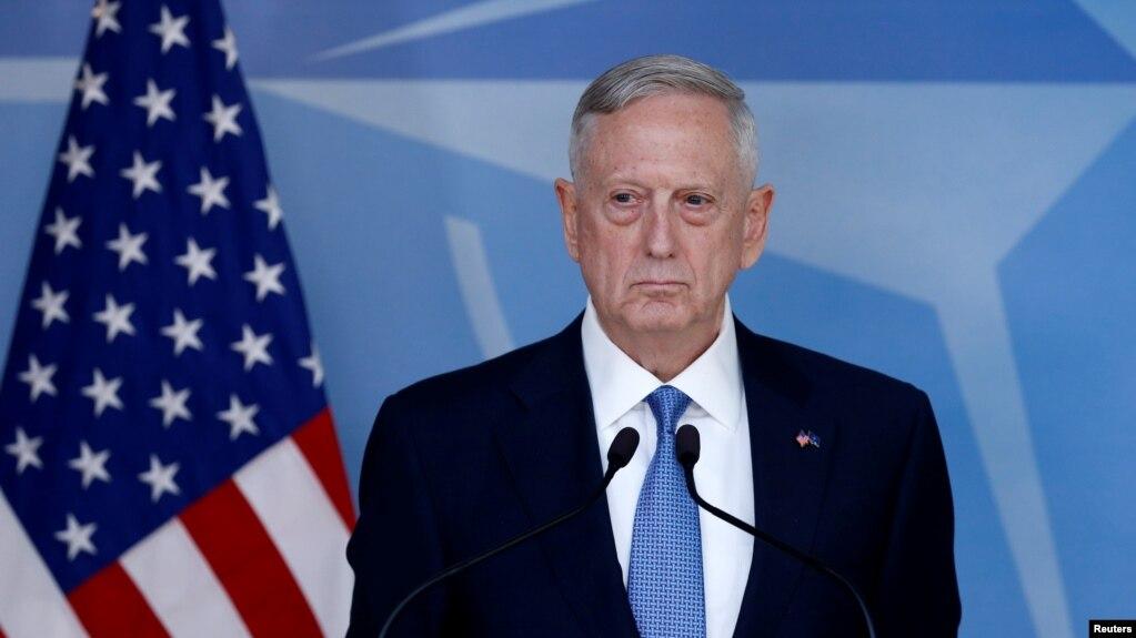"""""""El cambio climático tiene impacto en la estabilidad de regiones del mundo donde actualmente operan nuestras tropas"""", dijo, según reveló el sitio de investigación periodística ProPublica."""