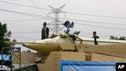 Иранская ракета «Шахаб-3» способна пролететь на расстояние до 1800 км - в этом радиусе располагаются американские и израильские военные базы