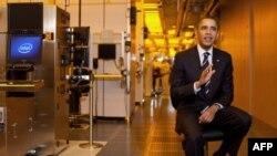 Obama: Yeni İş Sahaları İçin Matematik ve Fen Eğitimi Şart