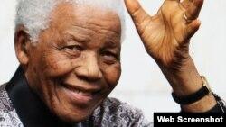 Cựu Tổng thống Nam Phi Nelson Mandela