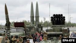 Выставка российского тактического оружия