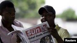 Jenderal Buhari Presiden Baru Nigeria