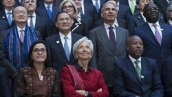 Le FMI interpelle Washington et Pékin