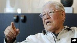 台灣前總統李登輝被控貪污遭到起訴