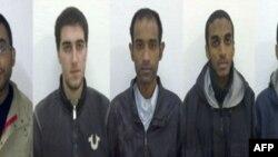 پنج آمریکایی بازداشت شده در پاکستان