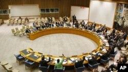 رفع تعزیرات لیبیا و اعاده کرسی آن کشوردر شورای امنیت
