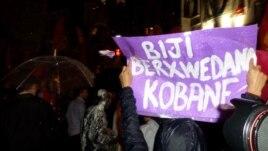 Kurdët sirianë drejt Turqisë, ndërsa ISIS afrohet