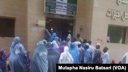 Alhazan Najeriya Dake Jira A Duba Lafiyarsu A Saudiyya