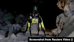 سپي ته ورته روبات په مصنوعي ذکاوت سمبالیږي