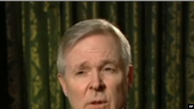 Ray Mabus, US Secretary of the Navy