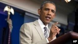 """Presiden AS Barack Obama Rabu (10/9) malam akan menjabarkan rencananya """"menghancurkan"""" kelompok militan ISIS."""