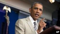 Le président Barack Obama espère faire adopter la mesure à l'unanimité lors d'une réunion du Conseil de sécurité fin septembre