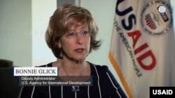 Wakil USAID Bonnie Glick. (Foto: Courtesy/USAID)