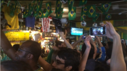 World Cup Fever in New York City