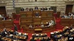 希臘國會(資料圖片)